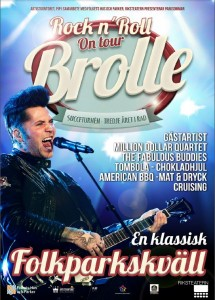 Brolle Rock´n Roll on Tour 2014